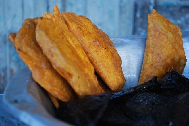 Nicaraguan enchiladas